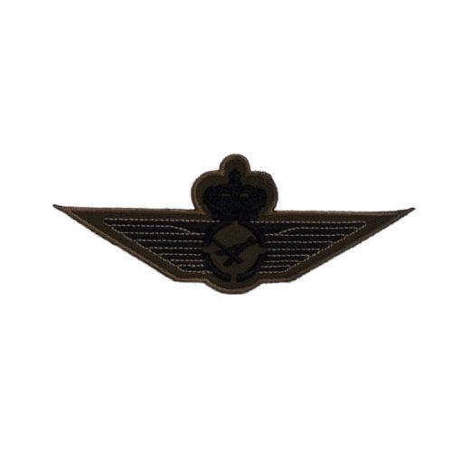 maskinbroderede emblemer