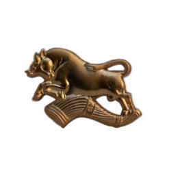 præget emblem
