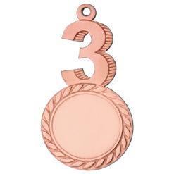 bronzemedalje