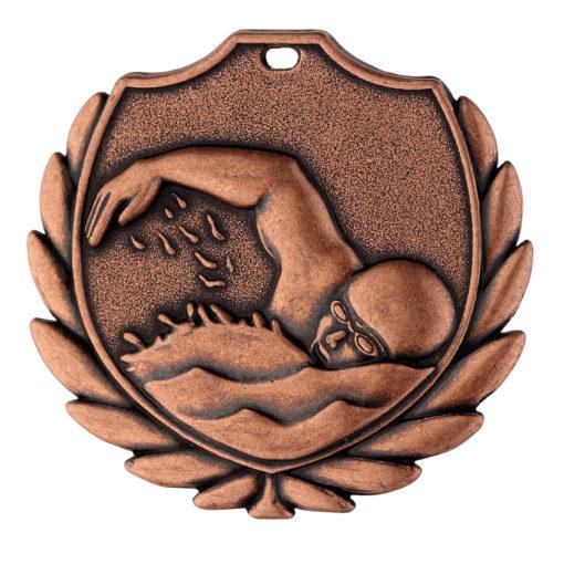 bronzemedalje svømning