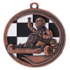 bronzemedalje gokart