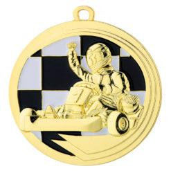 guldmedalje gokart