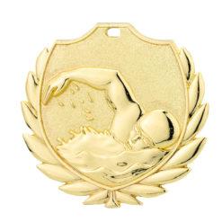 svømme medalje